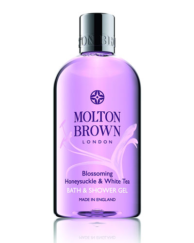 Blossoming Honeysuckle & White Tea Bath & Shower Gel, 300 mL