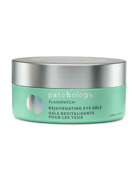Patchology FlashPatch Rejuvenating Eye Gels, 30 pairs