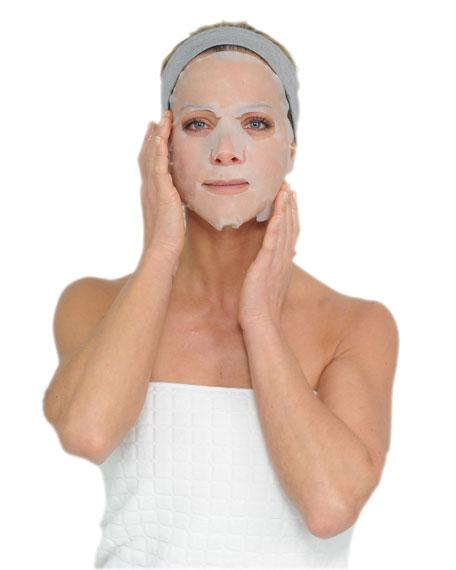Exfoliate FlashMasque Facial Sheets (8 Count)