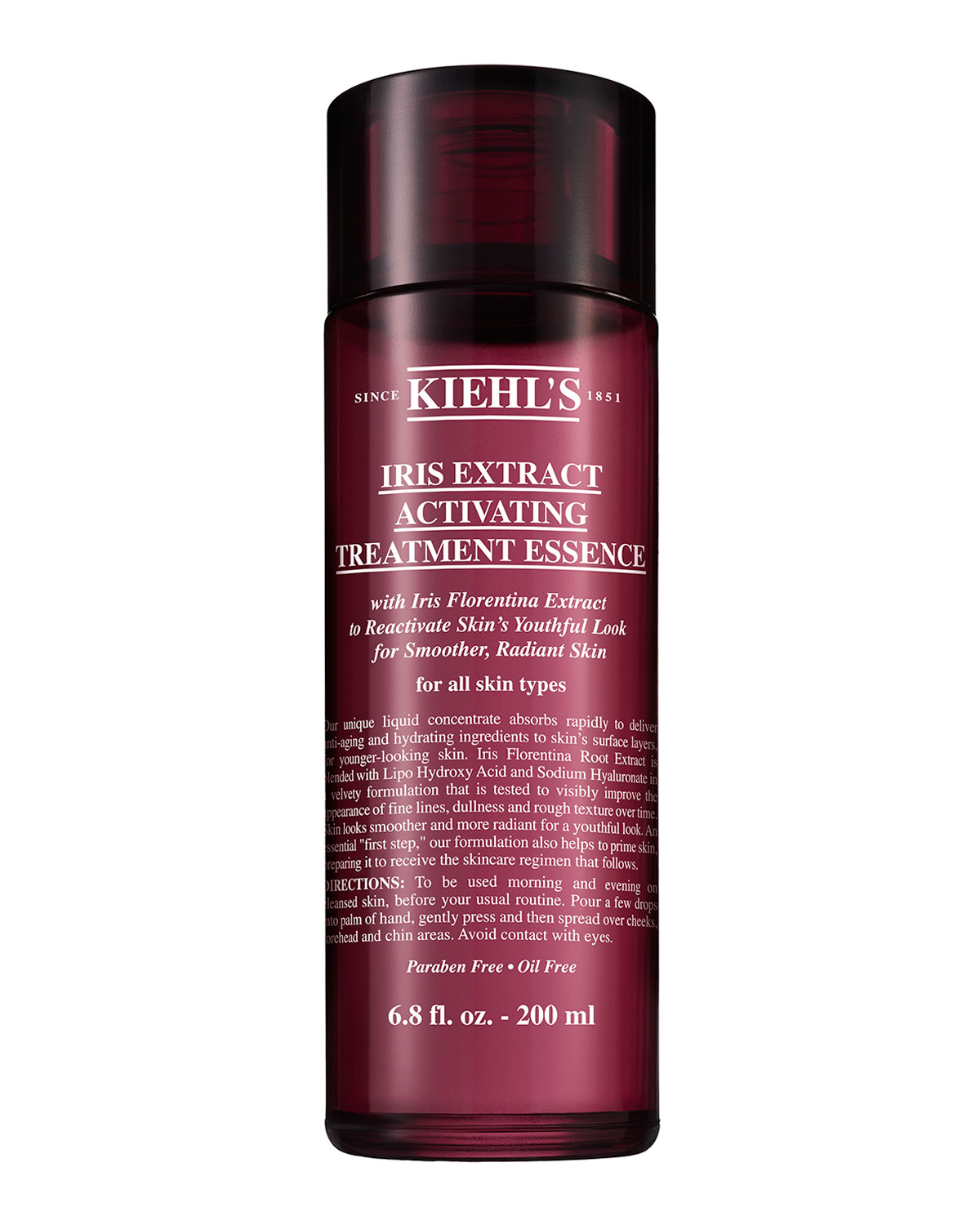 Kiehl's Since 1851 6.8 oz. Iris Extract Activating Treatment Essence
