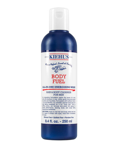 Body Fuel All-In-One Energizing Wash for Hair and Body, 8.4 oz.