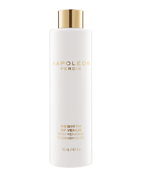 Napoleon Perdis Rebirth of Venus Skin Renewal Cleansing Oil, 4.9 oz.