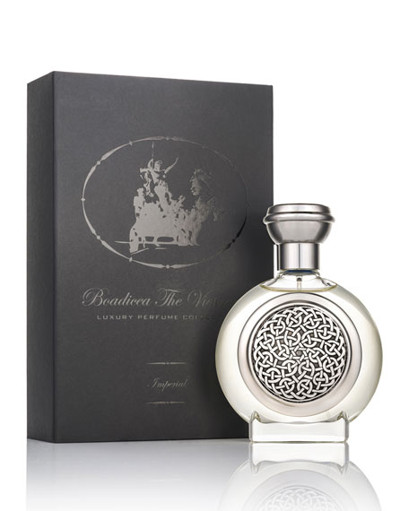 Image 2 of 2: Imperial- Oud Pewter Perfume Spray, 50 mL