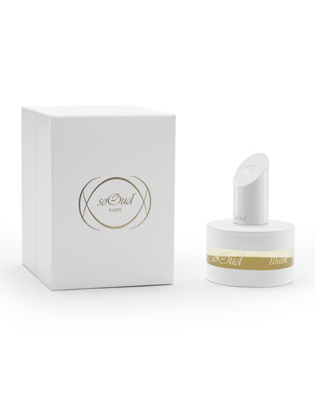 SoOud Eau Fine Ilham, 2.0 oz./ 60 mL