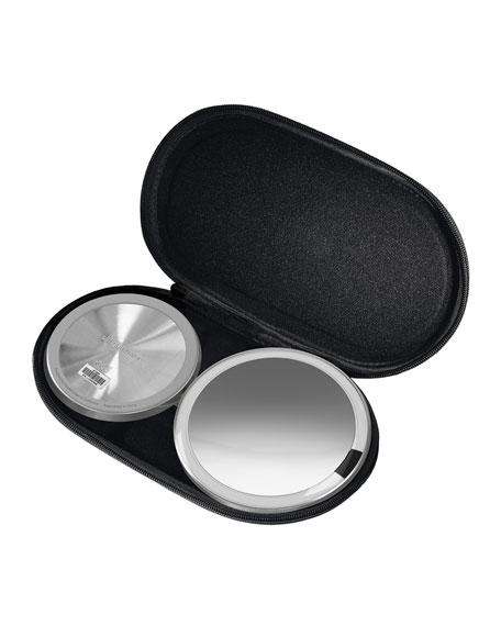 "5"" Sensor Makeup Mirror with Travel Case"