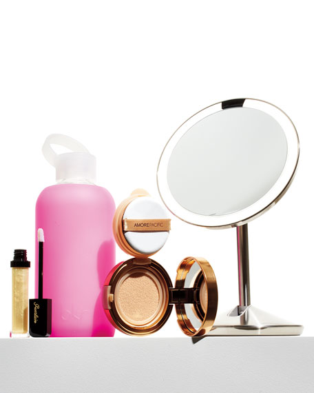 "5"" Sensor Makeup Mirror with Travel Case"