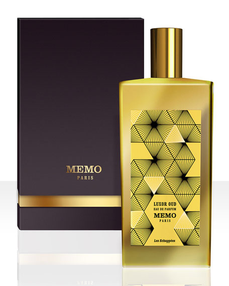 Memo Fragrances Luxor Oud Eau de Parfum Spray,