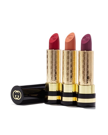 Gucci Luxurious Moisture-Rich Lipstick