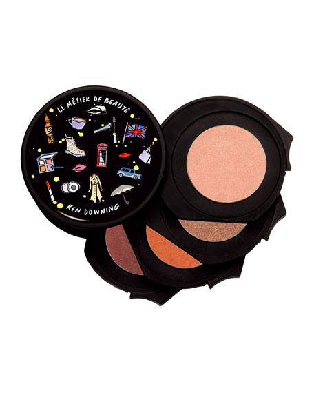 Le Metier de Beaute Limited Edition Ken Downing