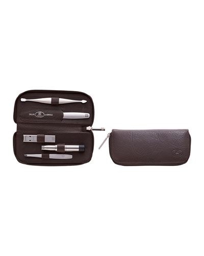 Zwilling J.A. Henckels 5 Piece Travel Grooming Kit