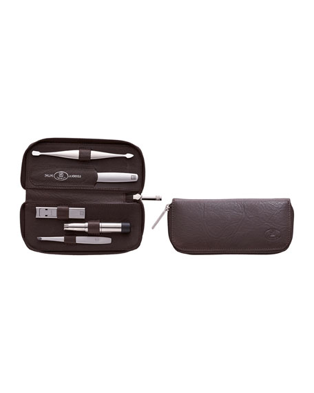 Image 1 of 1: Zwilling J.A. Henckels 5 Piece Travel Grooming Kit