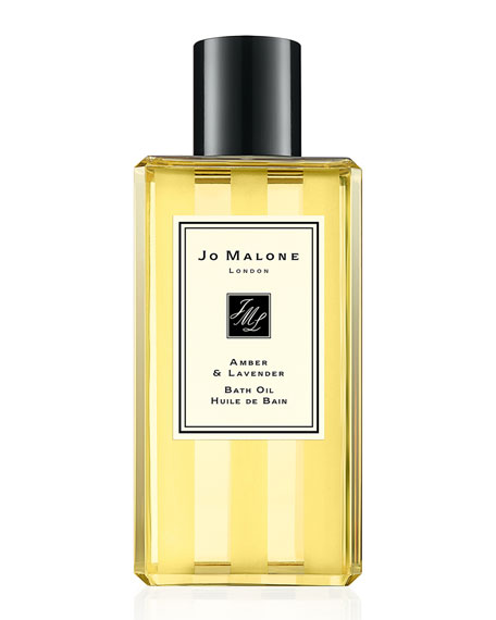 Jo Malone London Amber & Lavender Bath Oil,