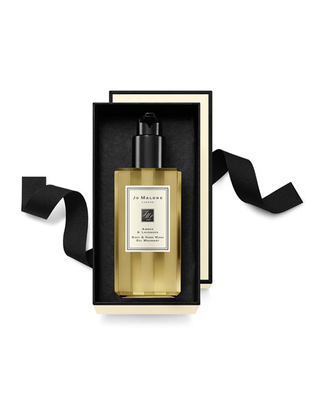 Jo Malone London Amber & Lavender Body &