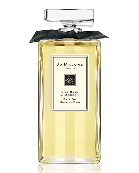 Jo Malone London Lime Basil & Mandarin Bath Oil, 6.8 oz.