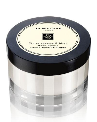 White Jasmine & Mint Body Creme, 5.9 oz.