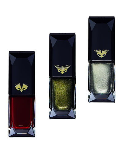 Limited Edition Nail Lacquer Trio - Collection Bal Masqué
