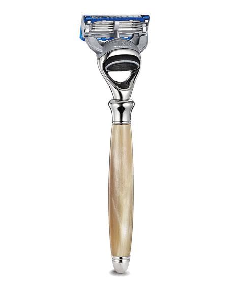 Classic Horn Fusion Razor