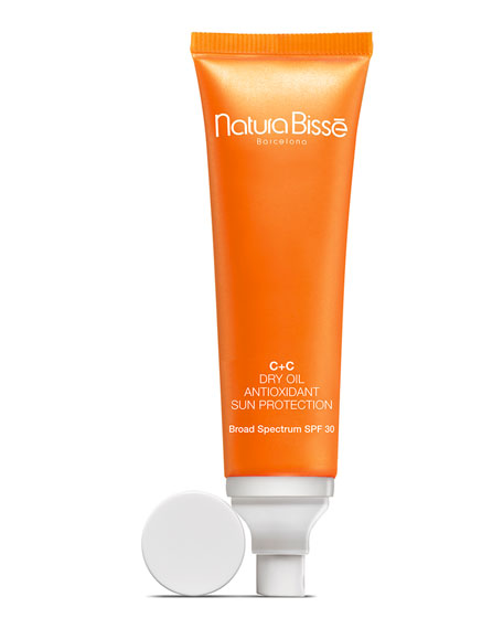 Natura Bisse C+C Dry Oil Antioxidant Sun Protection