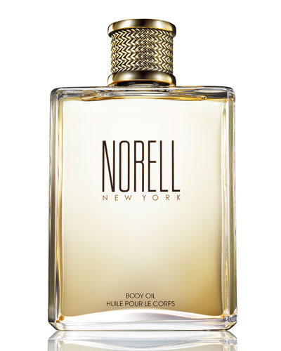 Norell New York Body Oil  8 oz.
