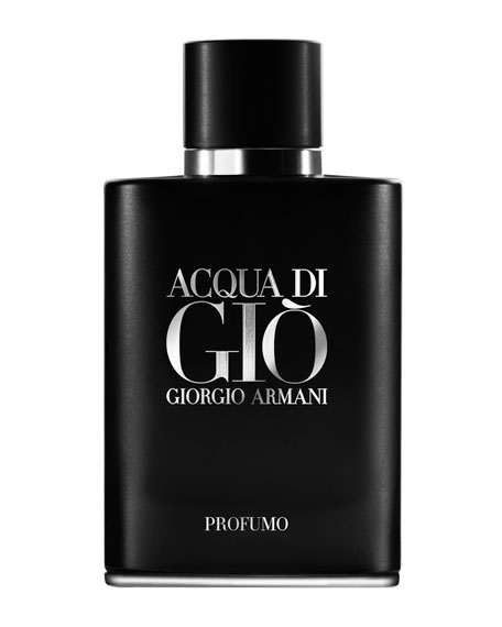 Giorgio Armani Profumo Parfum, 75 mL and Matching