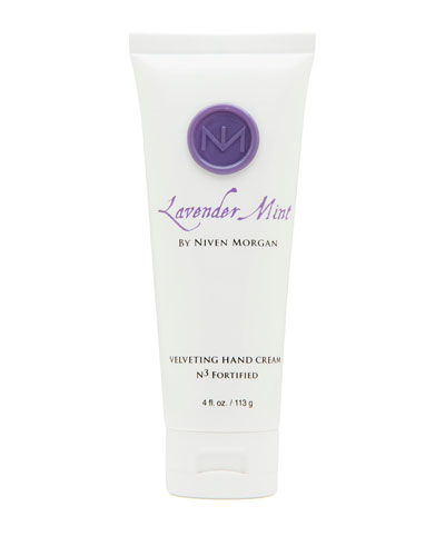 Lavender Mint Hand Cream  4 oz.