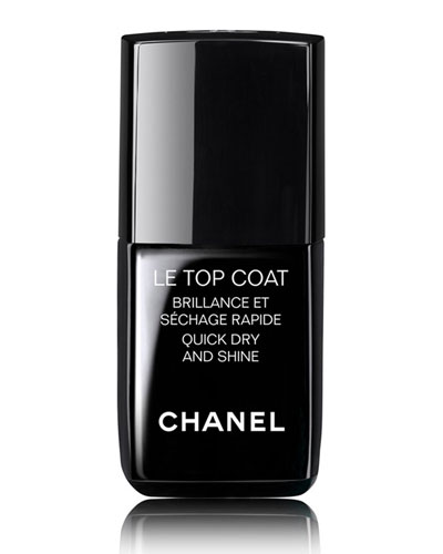 <b>LE TOP COAT - COLLECTION LES AUTOMNALES</b><br>Quick Dry and Shine