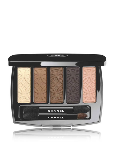 <b>LES 5 OMBRES DE CHANEL - COLLECTION LES AUTOMNALES</b><br>Eyeshadow Palette - Limited Edition