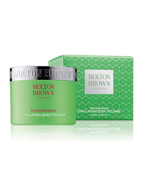 Molton Brown Infusing Eucalyptus Stimulating Body Polisher and