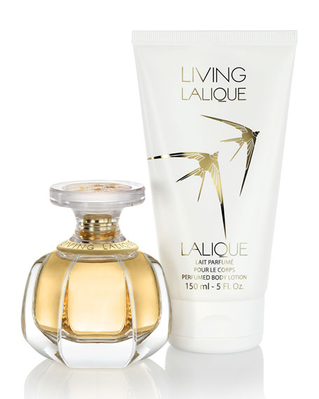 Lalique Living Lalique Eau de Parfum and Lotion