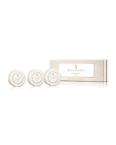 Eau Parfumée Au Thé Blanc Soap Set  3 x 150 g