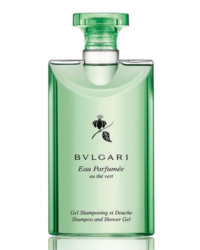Eau Parfumée Au Thé Vert Bath and Shower Gel  6.8 fl. oz.