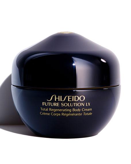 ShiseidoFuture Solution LX Total Regenerating Body Cream, 200mL