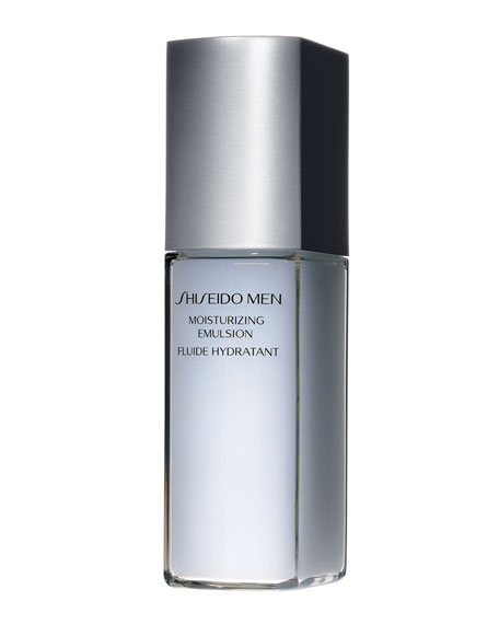 Shiseido Men Moisturizing Emulsion, 100 mL