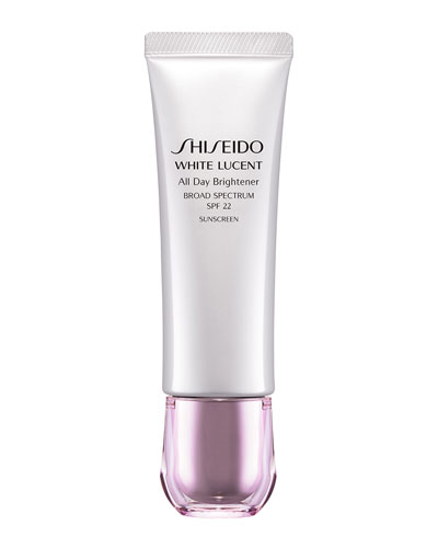 Shiseido White Lucent All Day Brightener SPF 22,