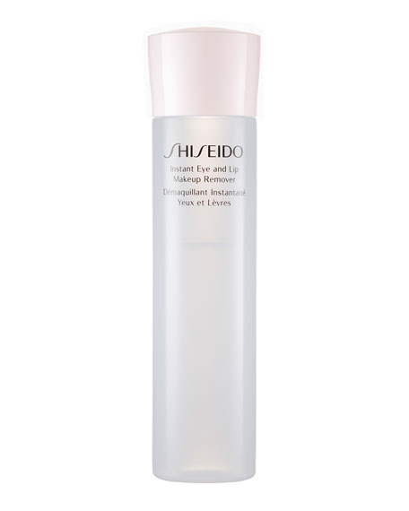 Shiseido Instant Eye & Lip Makeup Remover, 4.2