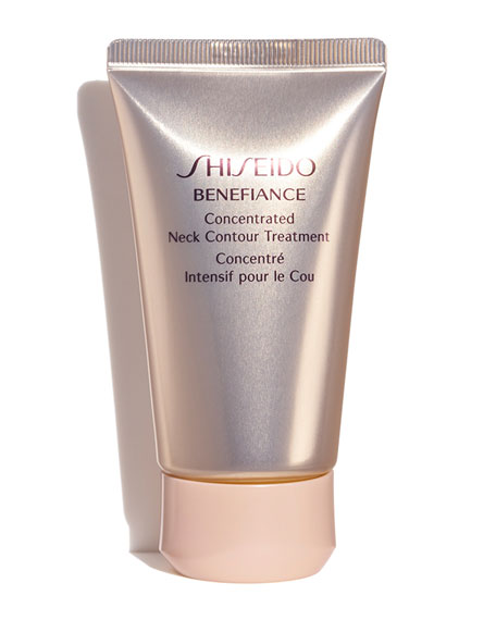 Shiseido Benefiance Concentrated Neck Contour Treatment, 1.8 oz.