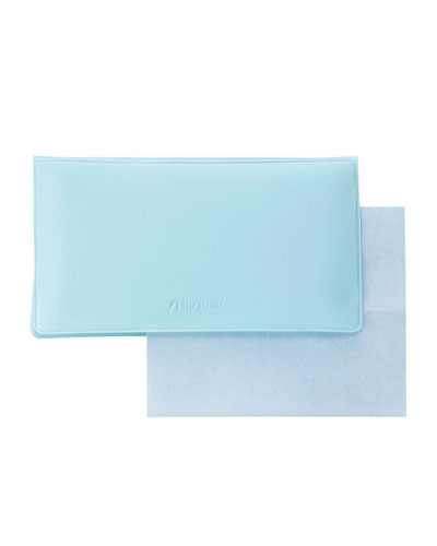 Shiseido Pureness Oil-Control Blotting Paper, 100 count