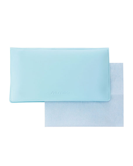 Pureness Oil-Control Blotting Paper, 100 count