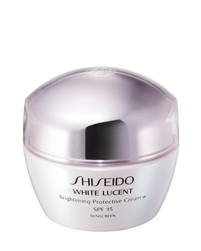 Shiseido White Lucent Brightening Protective Cream SPF 15,
