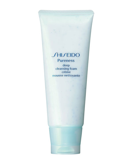 Pureness Deep Cleansing Foam, 3.6 oz.