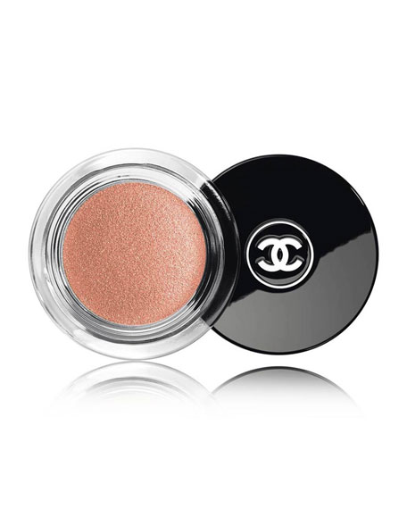 <b>ILLUSION D'OMBRE VELVET - BLUE RHYTHM DE CHANEL COLLECTION</b><br>Long Wear Luminous Matte Eyeshadow