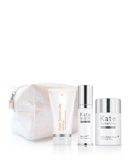 Kate Somerville Limited Edition Youthful Radiance Trio ($430