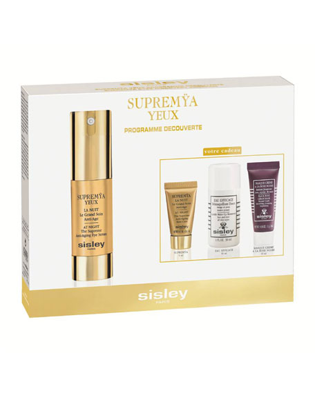 Limited Edition Supremÿa Eyes Discovery Program ($434 Value)