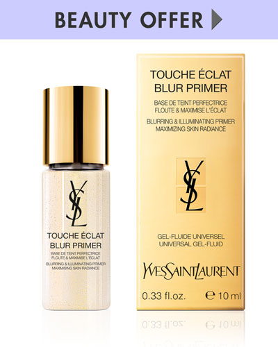 Yours with any $50 Yves Saint Laurent Beaute purchase