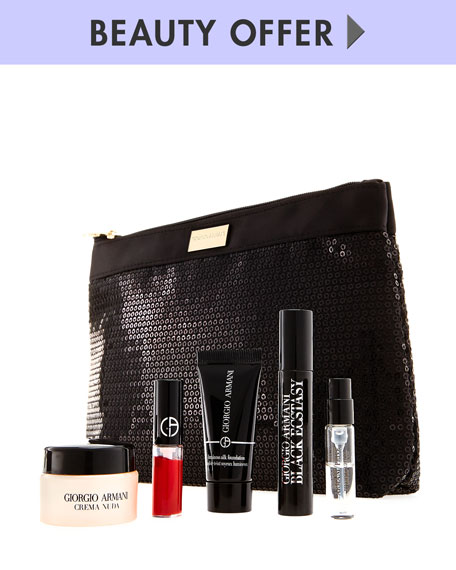 Giorgio Armani Yours with any $150 Giorgio Armani Beauty purchase