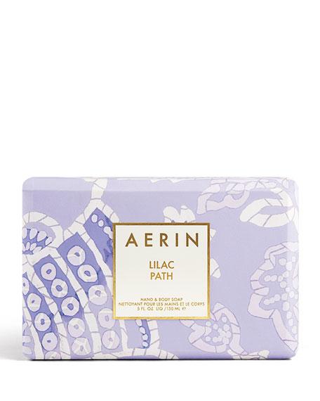 AERIN Limited Edition Lilac Path Soap Bar