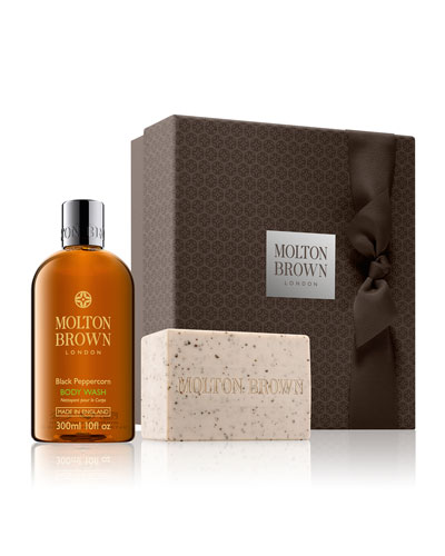 Re-Charge Black Pepper Essentials Gift Set ($52 Value)