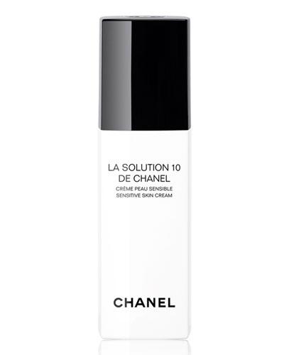 <b>LA SOLUTION 10 DE CHANEL</b><br>Sensitive Skin Cream 1.0 oz.