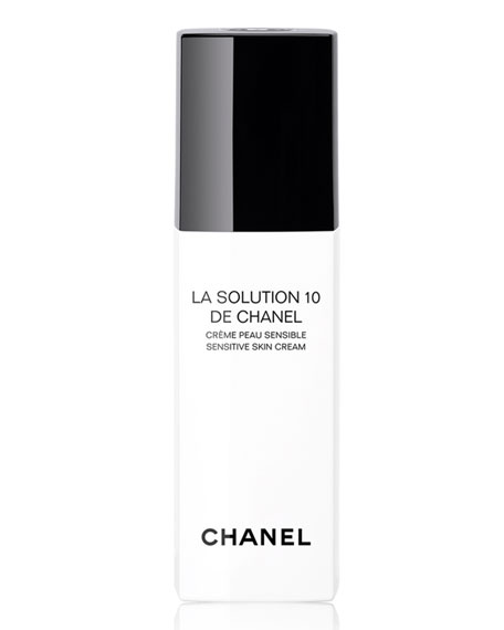 <b>LA SOLUTION 10 DE CHANEL</b><br>Sensitive Skin Cream 1.0 oz.