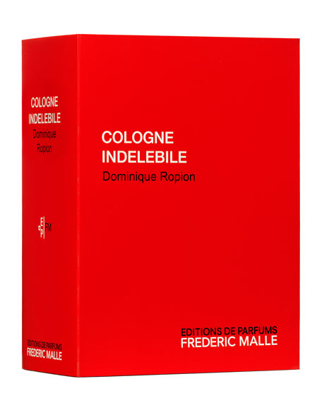 Frederic Malle Cologne Indelebile Perfume, 3.4 oz./ 100 mL